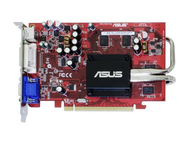 ASUS EAX1600PRO SILENT/TD/256M Radeon X1600PRO 256MB 128-bit GDDR2 PCI Express x16 Video Card