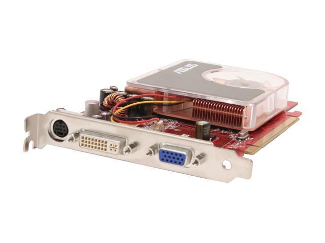 ASUS EAX1550/TD/256M Radeon X1550 1GB (256MB on board) 128-bit GDDR2 PCI Express x16 Video Card