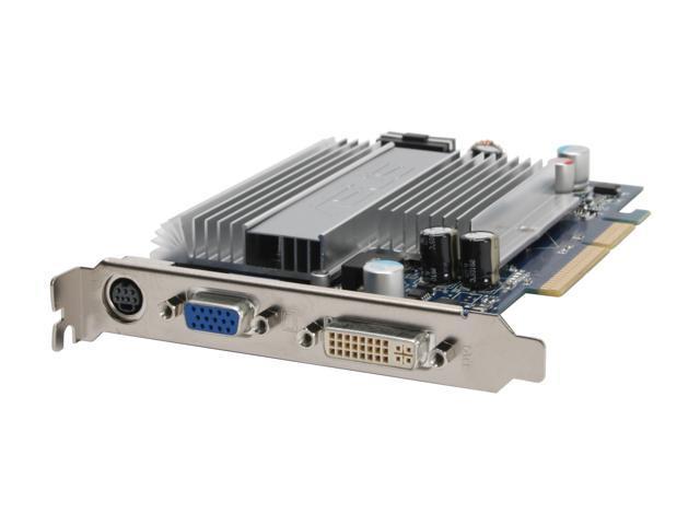 ASUS N7600GS SILENT/HTD/256M GeForce 7600GS 256MB 128-bit GDDR2 AGP 4X/8X Video Card