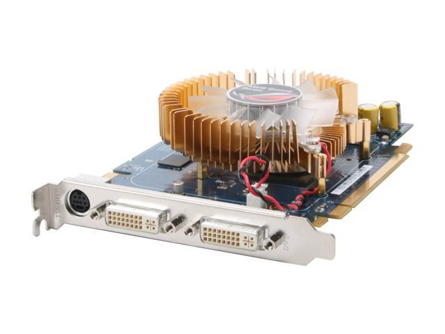ASUS EN8600GT/2DHT/256M GeForce 8600 GT 256MB 128-bit GDDR3 PCI Express x16 SLI Support Video Card