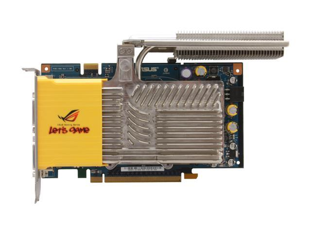 ASUS EN8600GTS SILENT/HTDP/256M GeForce 8600 GTS 256MB 128-bit GDDR3 PCI Express x16 HDCP Ready SLI Support Video Card