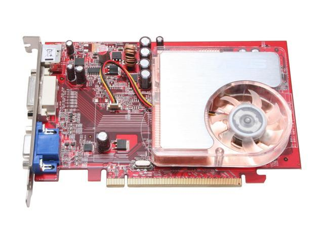 ASUS EAX1600PRO/TD/256M Radeon X1600PRO 256MB 128-bit GDDR2 PCI Express x16 Video Card