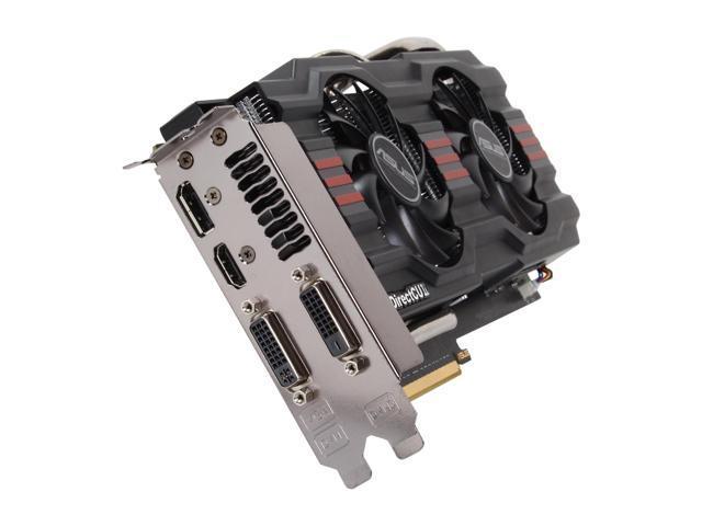 ASUS GTX660-DC2-2GD5 G-SYNC Support GeForce GTX 660 2GB 192-Bit GDDR5 PCI Express 3.0 x16 HDCP Ready SLI Support Video Card