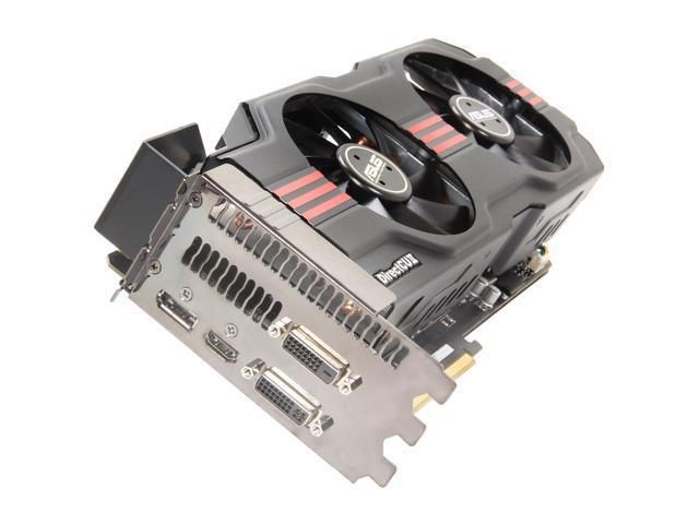 ASUS GeForce GTX 680 DirectX 11 GTX680-DC2-2GD5 2GB 256-Bit GDDR5 PCI Express 3.0 x16 HDCP Ready SLI Support Video Card