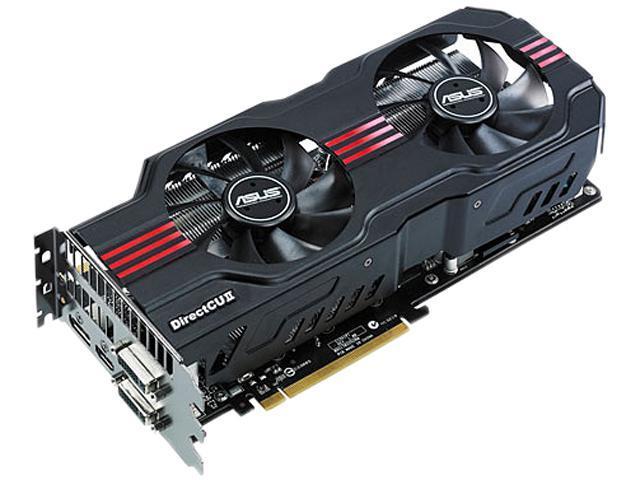 Asus ENGTX560TI448 1280D5 GeForce GTX 560 TI Graphic Card - 1.25 GB GDDR5 SDRAM - PCI Express