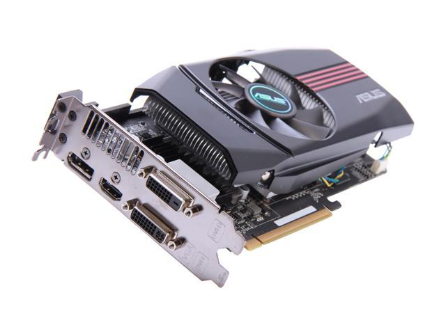 ASUS Radeon HD 7850 DirectX 11 HD7850-DC-1GD5 Video Card