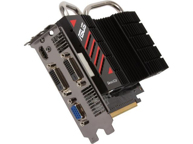 ASUS GeForce GT 640 GT640-DCSL-2GD3 Video Card