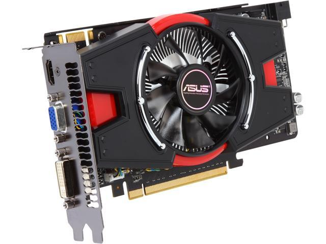 ASUS GeForce GTX 550 Ti (Fermi) DirectX 11 ENGTX550 Ti/DI/1GD5 Video Card