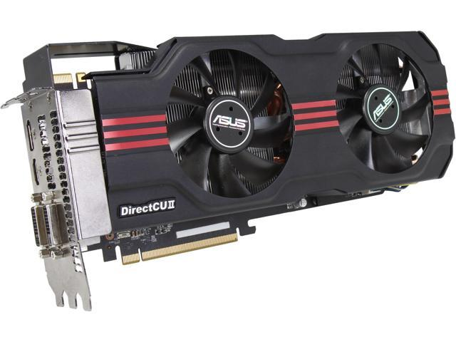 ASUS GTX680-DC2O-2GD5 GeForce GTX 680 2GB 256-Bit GDDR5 PCI Express 3.0 x16 HDCP Ready SLI Support Video Card Manufactured Recertified