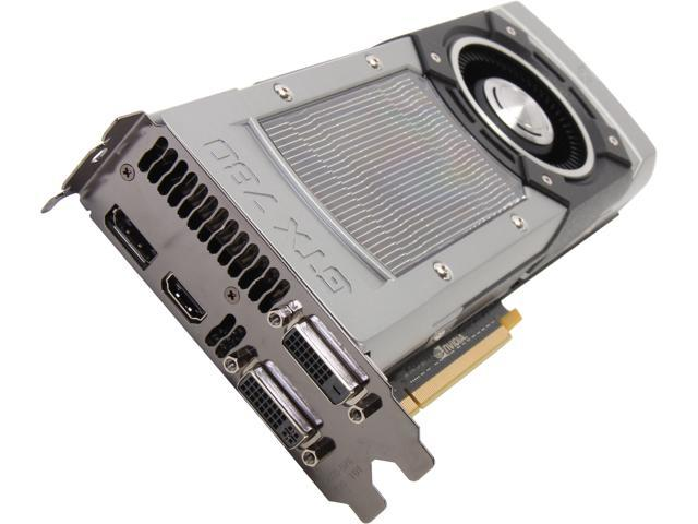 ASUS GeForce GTX 780 DirectX 11 GTX780-3GD5 Video Card