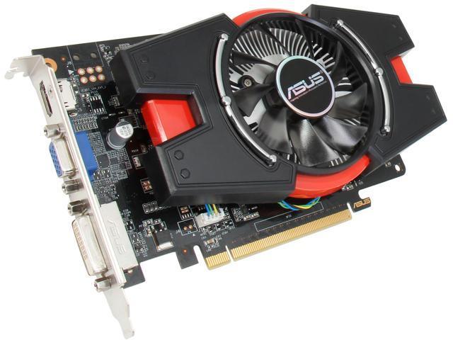 ASUS GeForce GTX 650 DirectX 11.1 GTX650-E-2GD5 Video Card