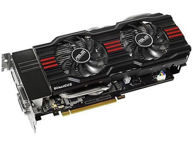 ASUS GeForce GTX 680 DirectX 11 GTX680-DC2-4GD5 4GB 256-Bit GDDR5 PCI Express 3.0 HDCP Ready SLI Support Video Card