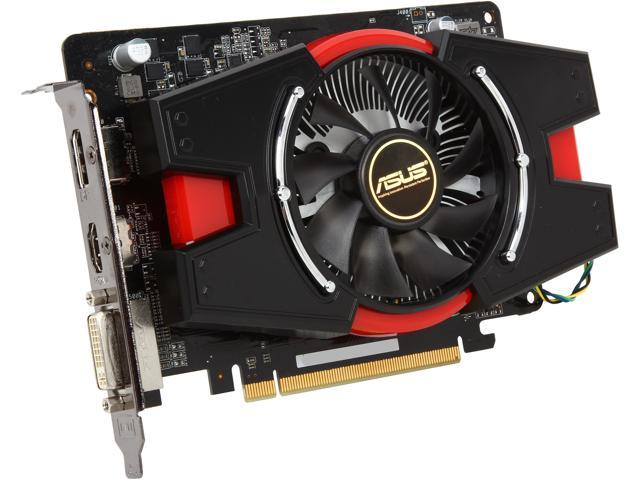 ASUS HD7750-1GD5-V2 Radeon HD 7750 1GB 128-Bit GDDR5 PCI Express 3.0 x16 HDCP Ready Video Card Manufactured Recertified