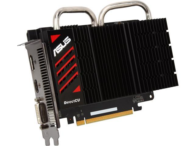 ASUS Radeon HD 7750 DirectX 11 HD7750-DCSL-1GD5 1GB 128-Bit GDDR5 PCI Express 3.0 x16 HDCP Ready Video Card