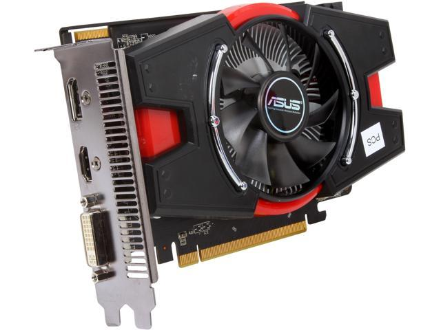 ASUS Radeon HD 7770 DirectX 11 HD7770-1GD5 Video Card
