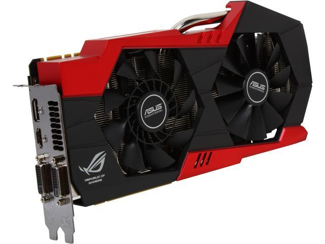 ASUS ROG STRIKER-GTX760-P-4GD5 G-SYNC Support GeForce GTX 760 4GB 256-Bit GDDR5 PCI Express 3.0 HDCP Ready SLI Support Video Card