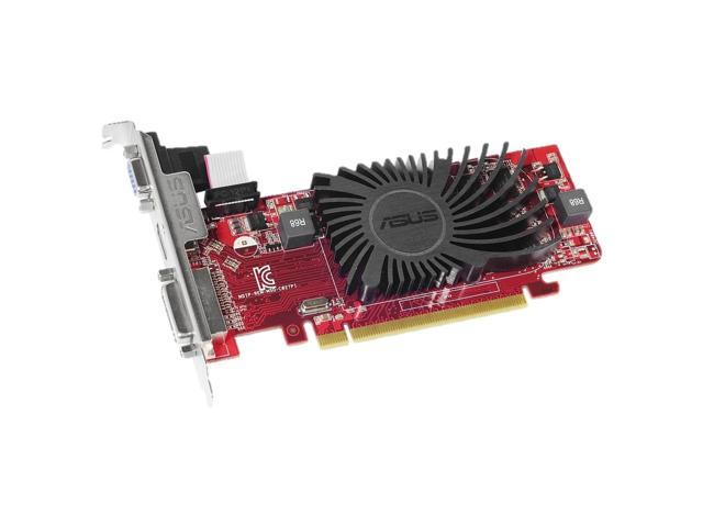 Asus R5230-SL-2GD3-L Radeon R5 230 Graphic Card - 650 MHz Core - 2 GB DDR3 SDRAM - PCI Express 2.1 - Low-profile