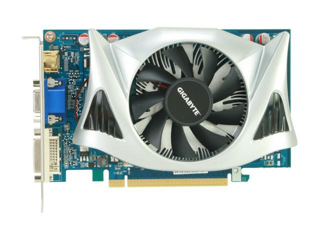 GIGABYTE GV-N240D5-512I GeForce GT 240 512MB 128-bit GDDR5 PCI Express 2.0 x16 HDCP Ready Video Card