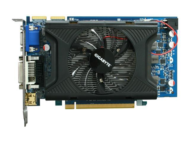 GIGABYTE GV-R575OC-1GI Radeon HD 5750 1GB 128-bit GDDR5 PCI Express 2.0 x16 HDCP Ready CrossFireX Support Video Card