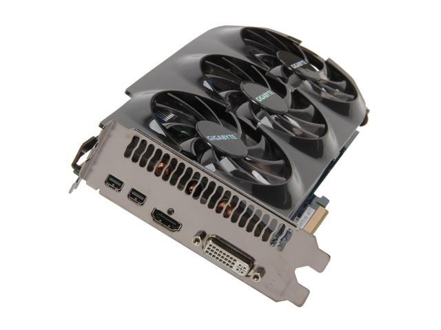 GIGABYTE Radeon HD 7970 GHz Edition DirectX 11 GV-R797TO-3GD 3GB 384-Bit GDDR5 PCI Express 3.0 x16 HDCP Ready CrossFireX Support Video Card