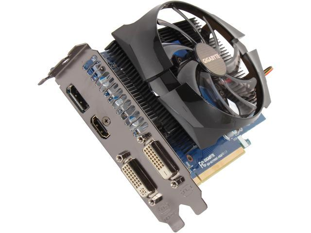 GIGABYTE Radeon HD 7790 GV-R779OC-1GD 1GB 128-Bit GDDR5 PCI Express 3.0 x16 HDCP Ready Video Card