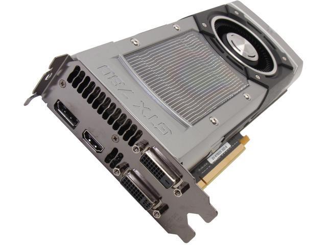 GIGABYTE GeForce GTX 780 GV-N780D5-3GD-B 3GB 384-Bit GDDR5 PCI Express 3.0 HDCP Ready Video Card