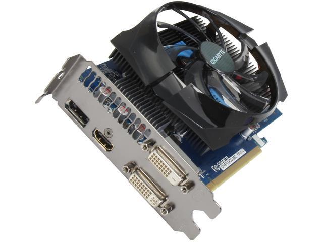 GIGABYTE Radeon R7 260X DirectX 11.2 GV-R726XOC-2GD 2GB 128-Bit GDDR5 PCI Express 3.0 HDCP Ready Video Card