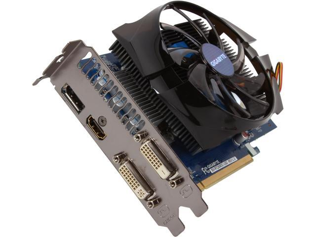 GIGABYTE Radeon R7 260X GV-R726XOC-1GD 1GB 128-Bit GDDR5 PCI Express 3.0 HDCP Ready Video Card