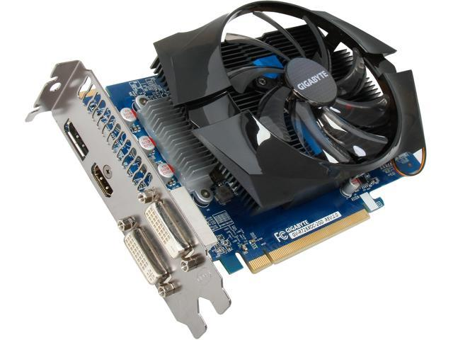 GIGABYTE Radeon R7 260X DirectX 11.2 GV-R726XOC-2GD REV2 Video Card