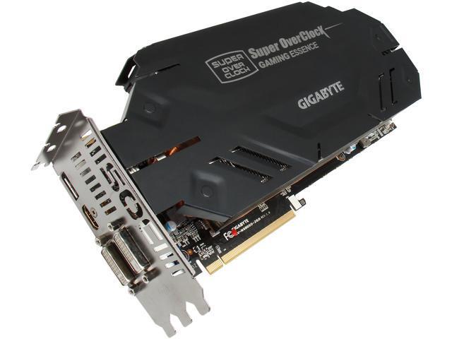 GIGABYTE Super Overclock Series GeForce GTX 680 DirectX 11.1 GV-N680SO-2GD 2GB 256-Bit GDDR5 PCI Express 3.0 x16 HDCP Ready SLI Support Video Card