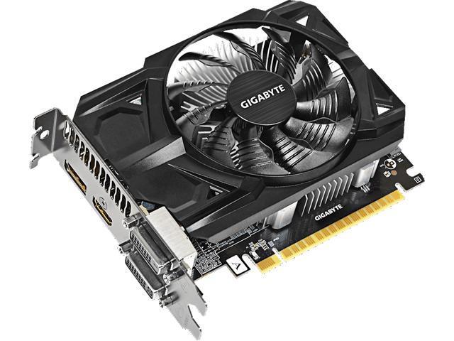 GIGABYTE Radeon R7 360 DirectX 12 GV-R736OC-2GD (rev. 2.0) 2GB 128-Bit GDDR5 PCI Express 3.0 ATX Video Card
