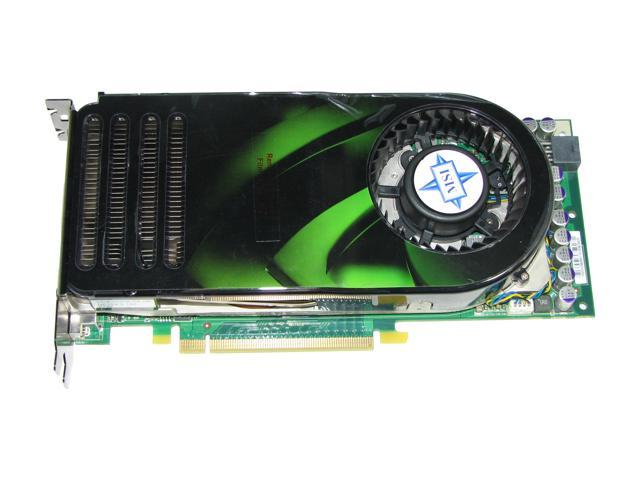 MSI NX8800GTS-T2D640E-HD OC GeForce 8800 GTS 640MB 320-bit GDDR3 PCI Express x16 HDCP Ready SLI Support Video Card