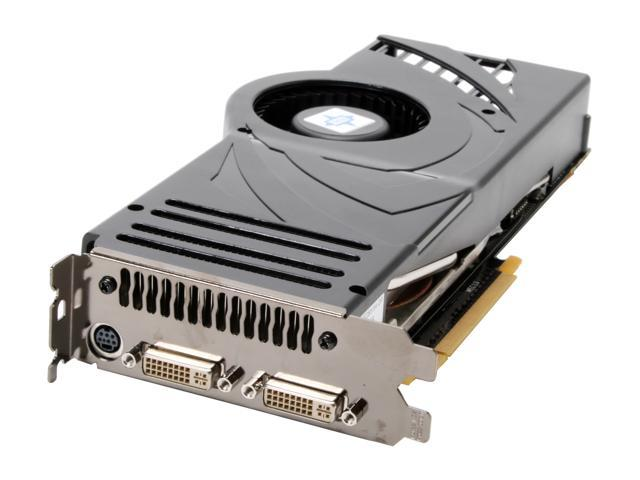 MSI NX8800Ultra-T2D768E-HD-OC GeForce 8800 Ultra 768MB 384-bit GDDR3 PCI Express x16 HDCP Ready SLI Support Video Card