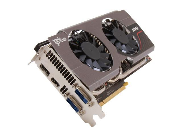 MSI GeForce GTX 680 DirectX 11 N680GTX Twin Frozr 4GD5/OC Video Card