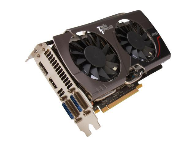 MSI GeForce GTX 660 DirectX 11 N660 TF 2GD5/OC Video Card