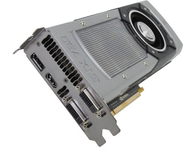MSI GeForce GTX 780 DirectX 11.1 N780-3GD5 3GB 384-Bit GDDR5 PCI Express 3.0 SLI Support Video Card