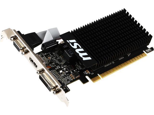 Msi Geforce Gt 710 Driver Windows 10