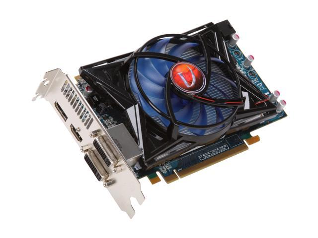 VisionTek 900301 Radeon HD 5750 1GB 128-bit GDDR5 PCI Express 2.0 x16 HDCP Ready CrossFireX Support Video Card with Eyefinity