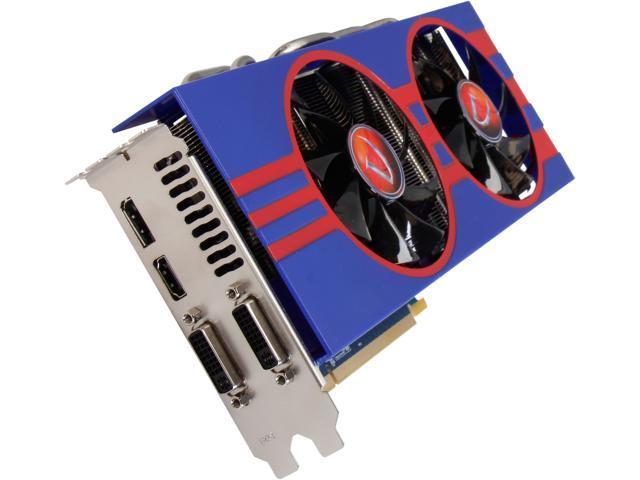VisionTek HD 7000 Radeon HD 7950 DirectX 11 900492 3GB 384-Bit GDDR5 PCI Express 3.0 x16 HDCP Ready CrossFireX Support Plug-in Card Video Card