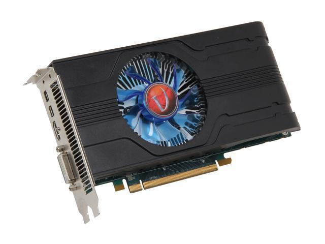 VisionTek 900504 Radeon HD 7770 GHz Edition 1GB 128-Bit GDDR5 PCI Express 3.0 x16 HDCP Ready CrossFireX Support Video Card