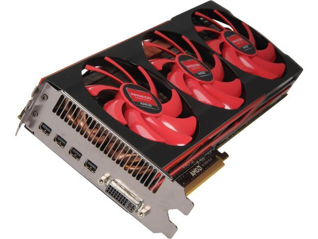 VisionTek Radeon HD 7990 DirectX 11.1 900627 Video Card