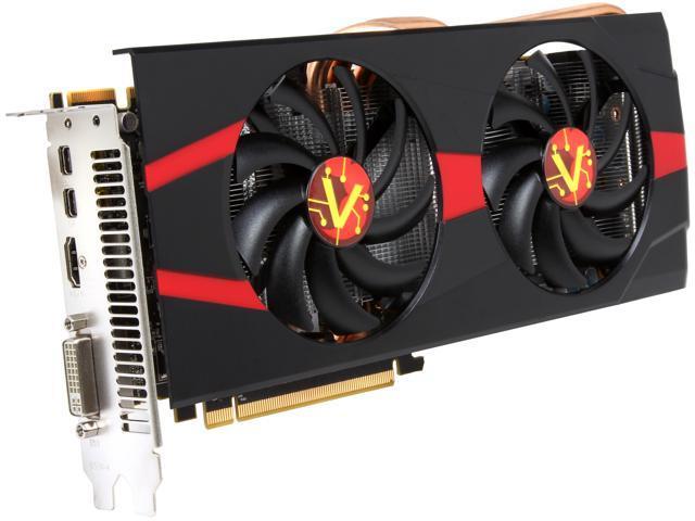 VisionTek Radeon R9 280 900689 3GB 384-Bit GDDR5 PCI Express 3.0 Video Card