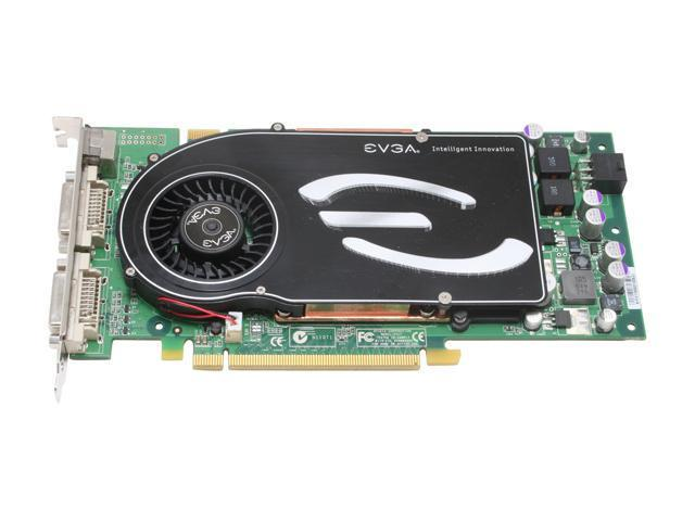 EVGA 256-P2-N516-RX GeForce 7800GT 256MB 256-bit GDDR3 PCI Express x16 SLI Support Video Card
