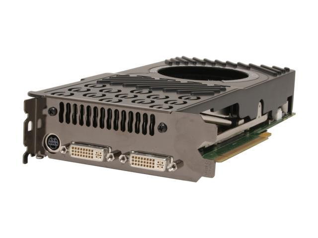 EVGA 640-P2-N827-AR GeForce 8800GTS 640MB 320-bit GDDR3 PCI Express x16 HDCP Ready SLI Supported Video Card