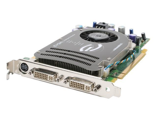 EVGA 256-P2-N765-AR GeForce 8600GTS 256MB 128-bit GDDR3 PCI Express x16 HDCP Ready SLI Supported Video Card
