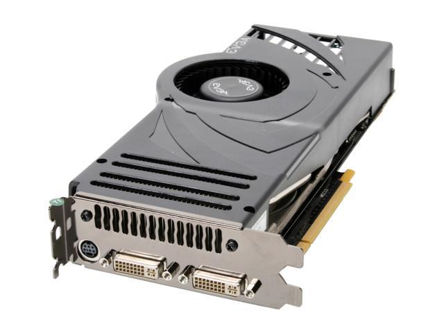 EVGA 768-P2-N887-AR GeForce 8800Ultra 768MB 384-bit GDDR3 PCI Express x16 HDCP Ready SLI Supported Video Card