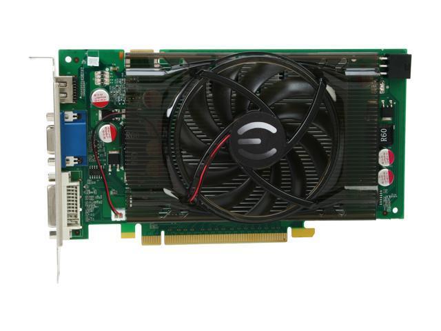EVGA 01G-P3-N988-TR GeForce 9800 GT HDMI 1GB 256-bit DDR3 PCI Express 2.0 x16 HDCP Ready SLI Support Video Card