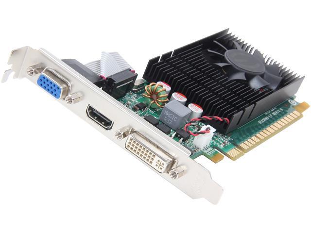 EVGA GeForce GT 430 (Fermi) DirectX 11 01G-P3-1432-RX 1GB 128-Bit DDR3 PCI Express 2.0 x16 HDCP Ready Video Card