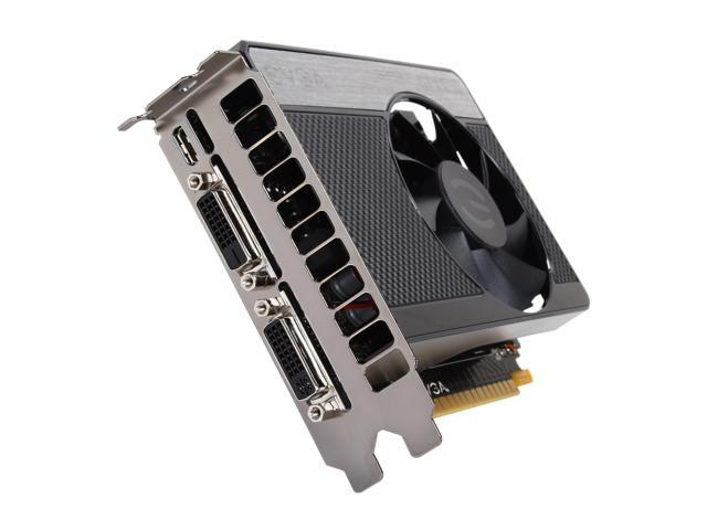 EVGA GeForce GTX 600 SuperClocked GeForce GTX 650 DirectX 12 (feature level 11_0) 02G-P4-2653-KR Video Card