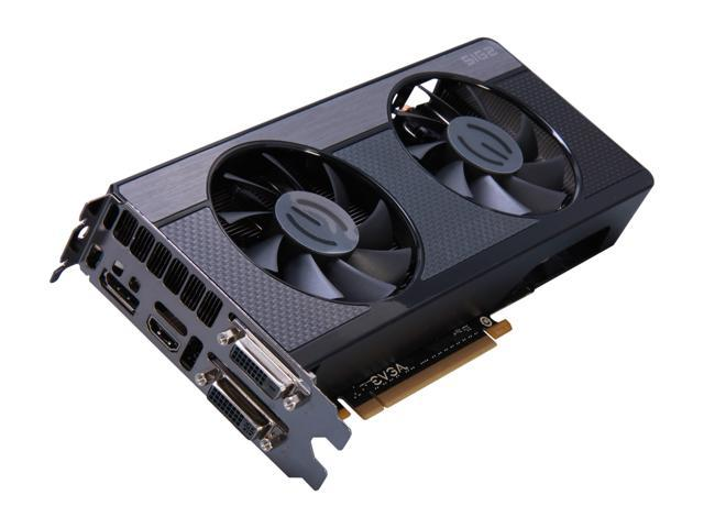EVGA 03G-P4-2665-KR G-SYNC Support GeForce GTX 660 SC Signature 2 3GB 192-bit GDDR5 PCI Express 3.0 x16 HDCP Ready SLI Support Video Card